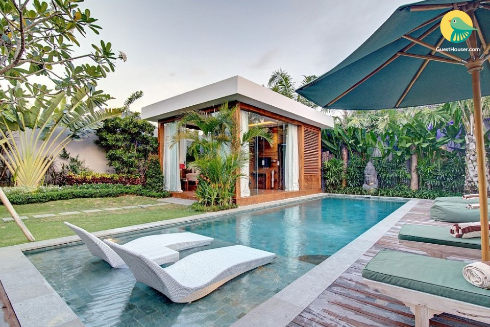 Elegant Luxury Modern 3 bedroom Villa
