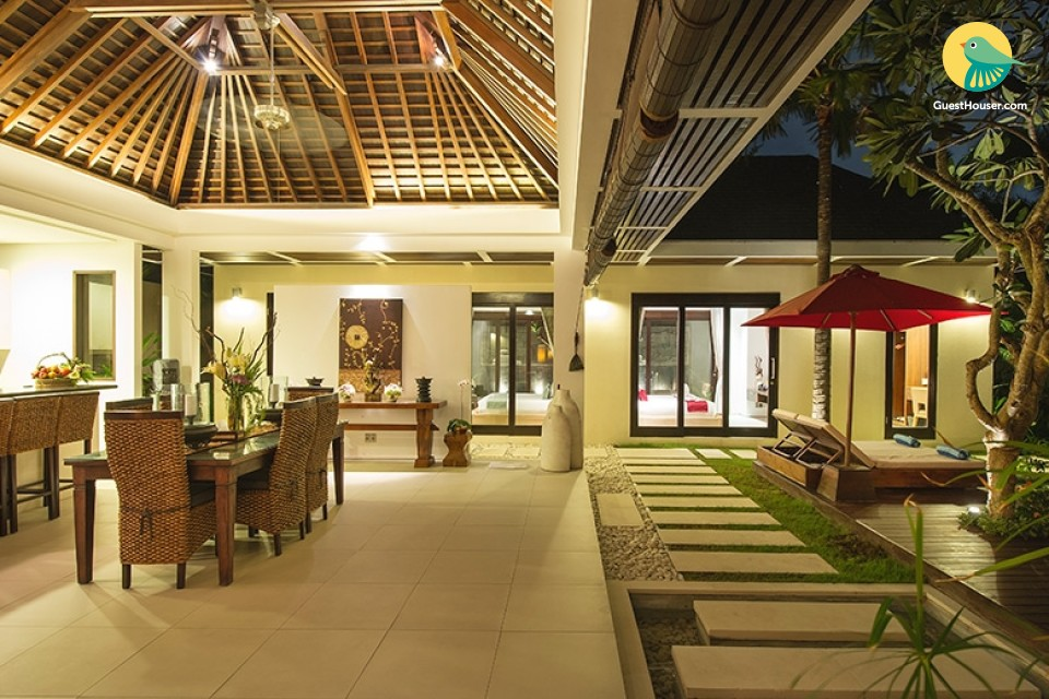A 1 Bedroom Pool Villa