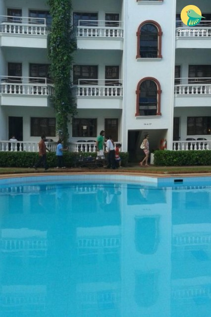 8 Bedroom accommodation for group stay