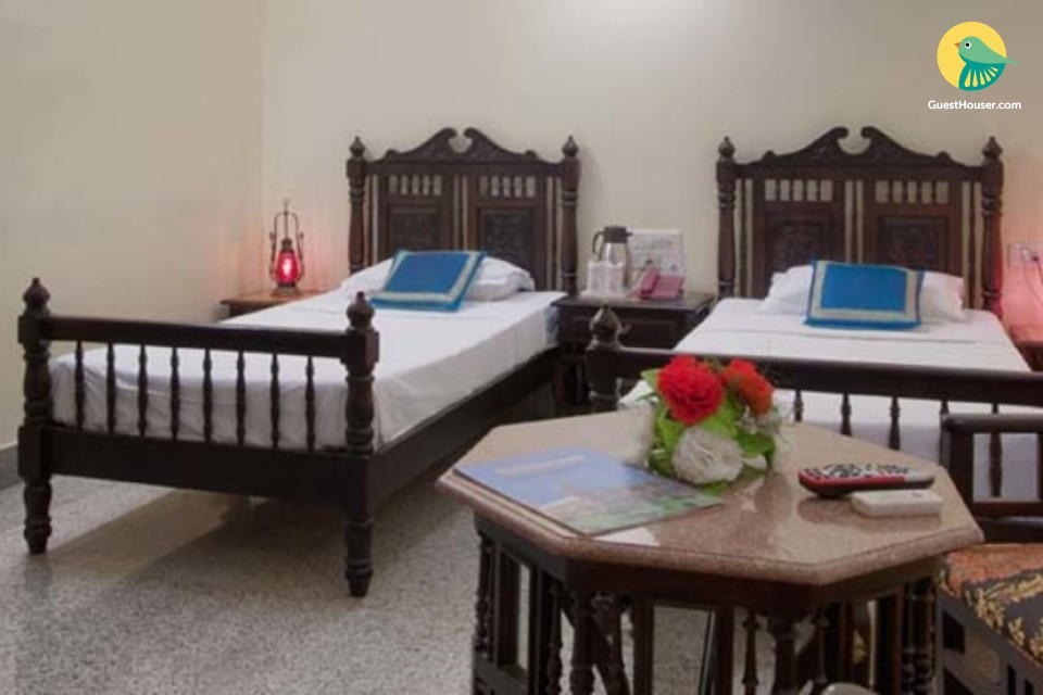 Super Deluxe Room for pleasant stay