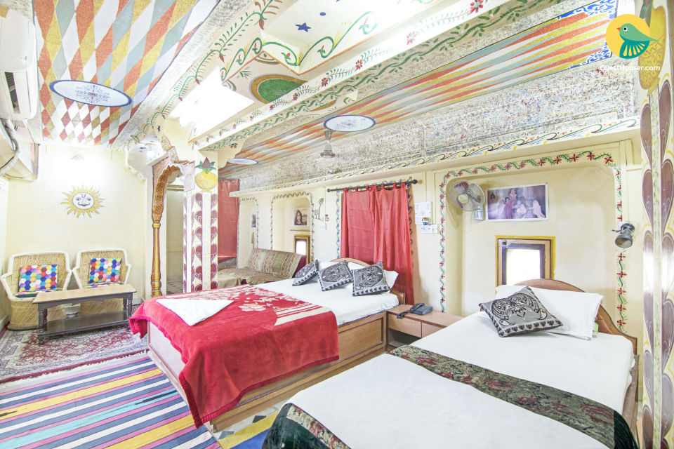 Gorgeous heritage retreat, 800 m from Jaisalmer Fort