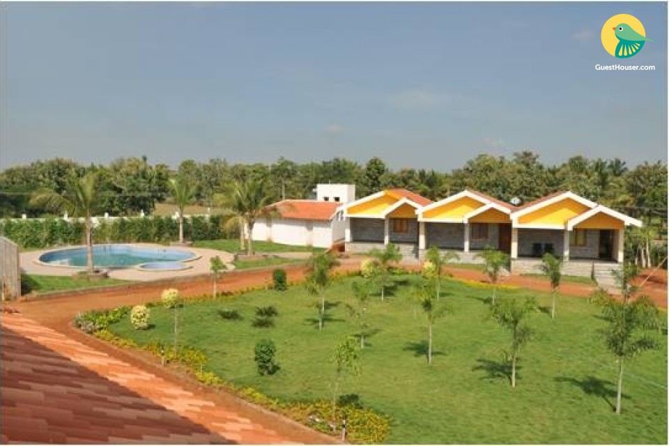 Congenial stay in cottages