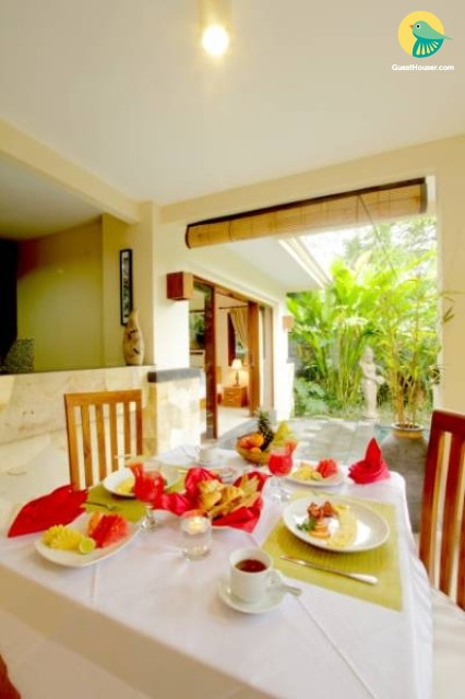 2 BHK villa in Ubud