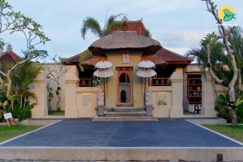 1 bedroom villa to stay