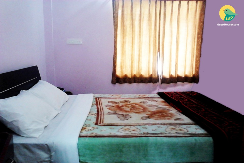 Commodious stay in a cottage, 500 m from Ooty Lake