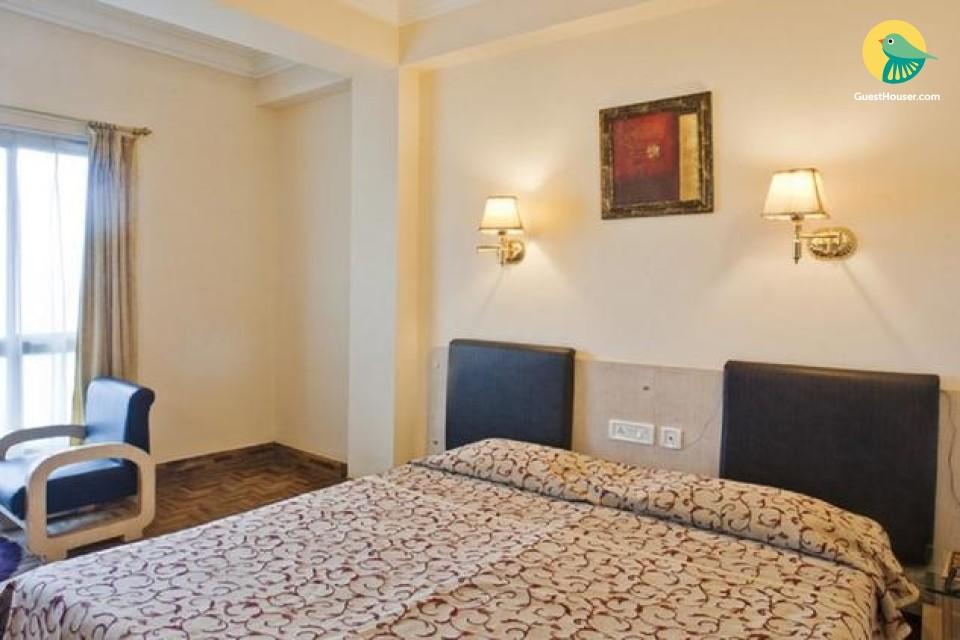 Elegant room to stay