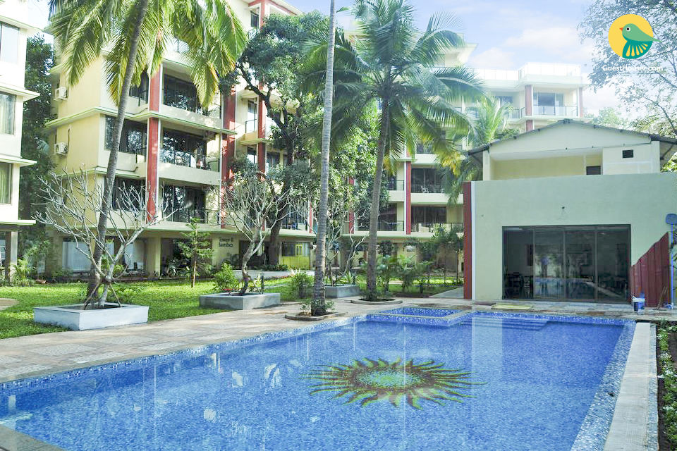 Well-appointed 1 BHK, ideal for couples