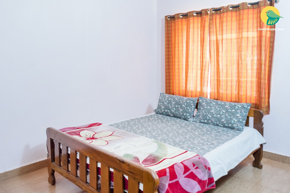 Cheerful homestay perfect for rejuvenating