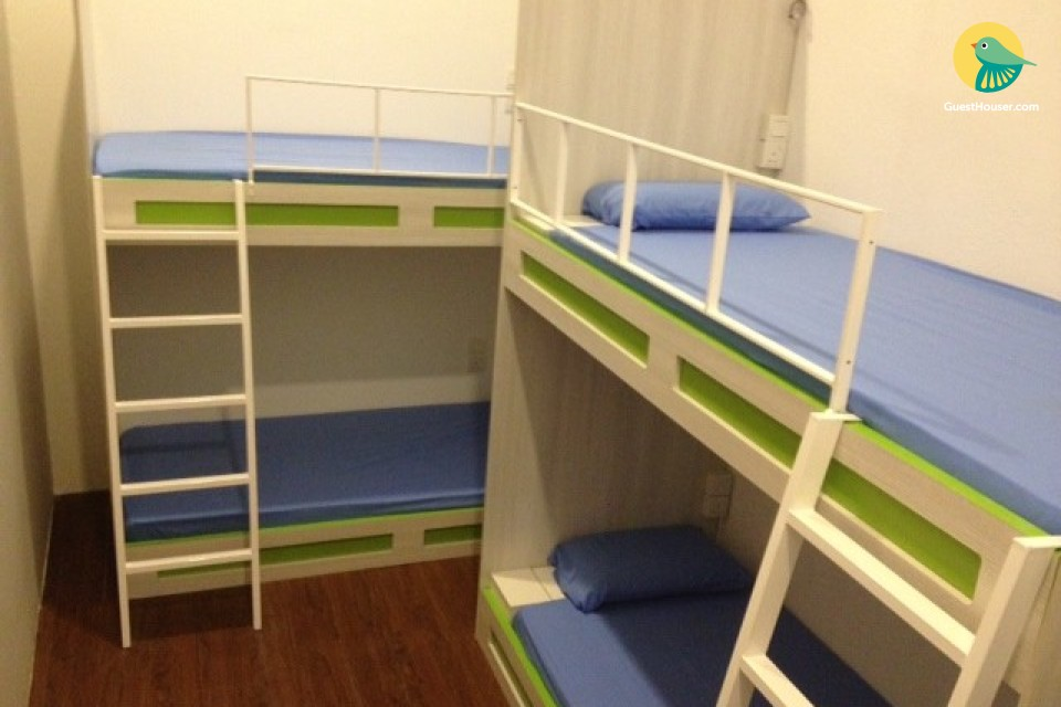 Neat & clean dorm