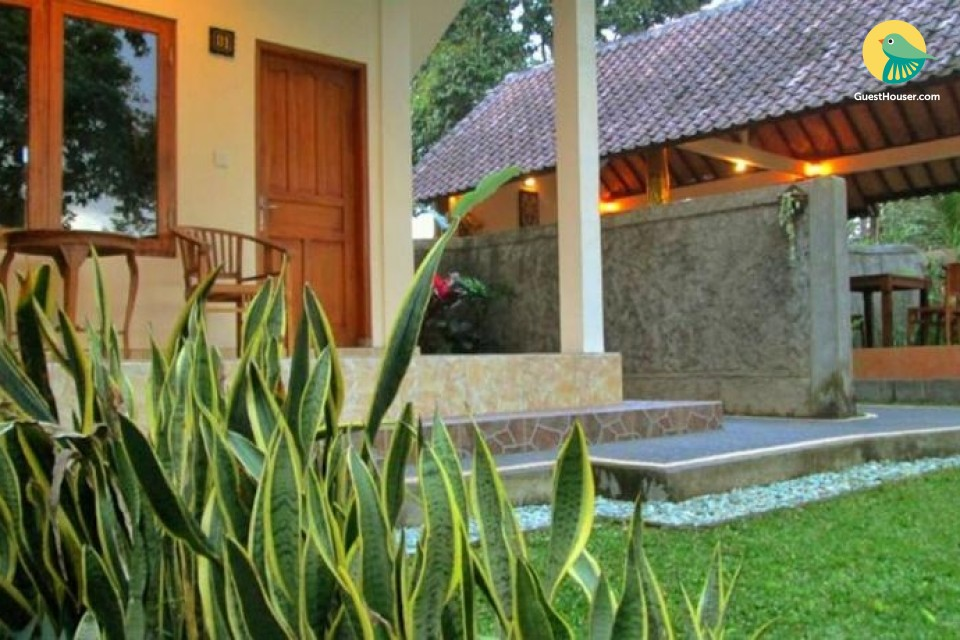 Luxurious bungalow for group stay
