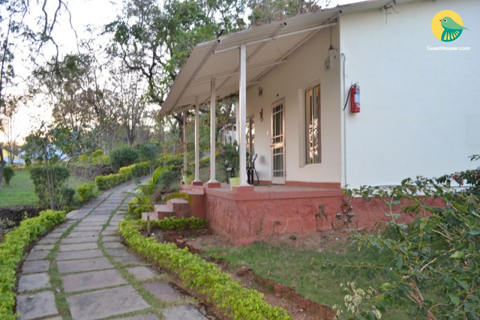 A beautiful cottage in the heart of Pachmarhi