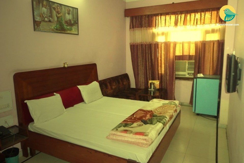 Deluxe room to stay