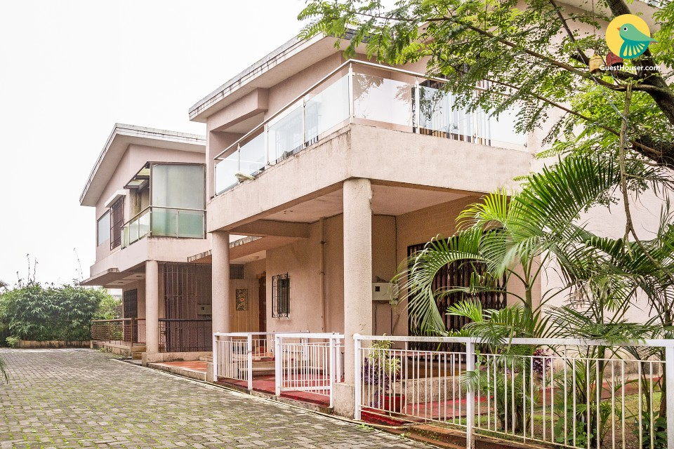 3-bedroom villa perfect for a family reunion