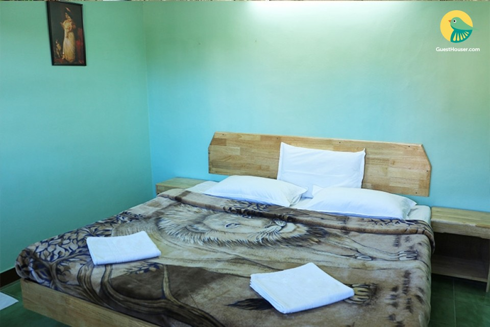 Restful 2-BR for backpackers, 1.3 km from Fairy Falls