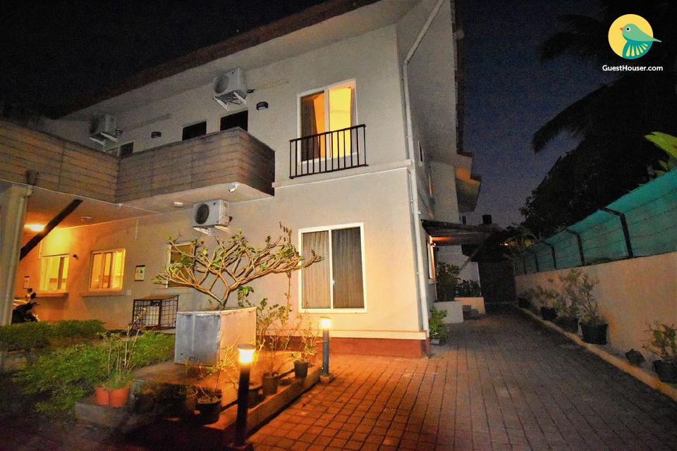 Congenial 4-BR Villa With Private Pool