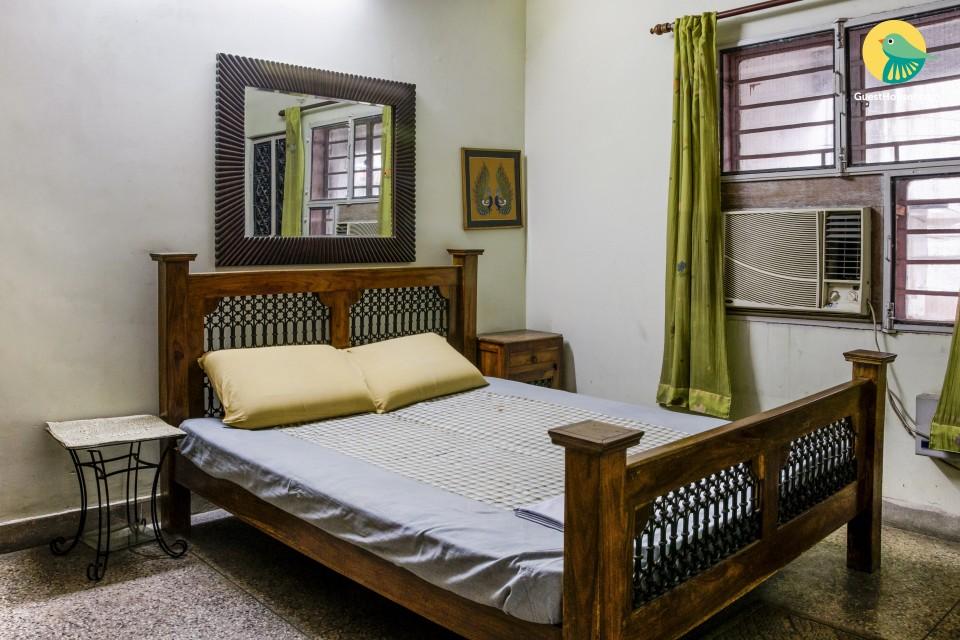 Beautiful rooms in apartment in Mayur Vihar
