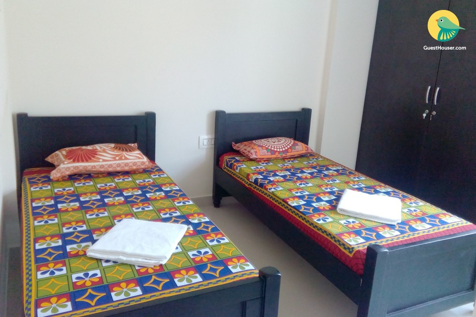 Well-furnished room for a comfortable stay
