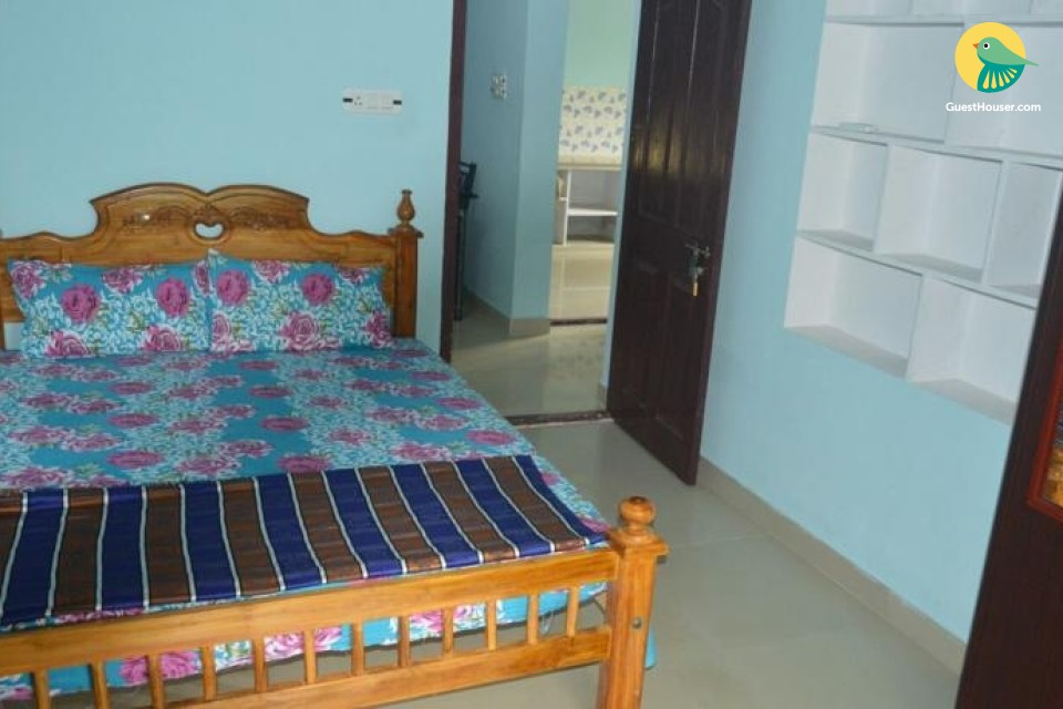 2 Bedroom Apartment for pleasant stay