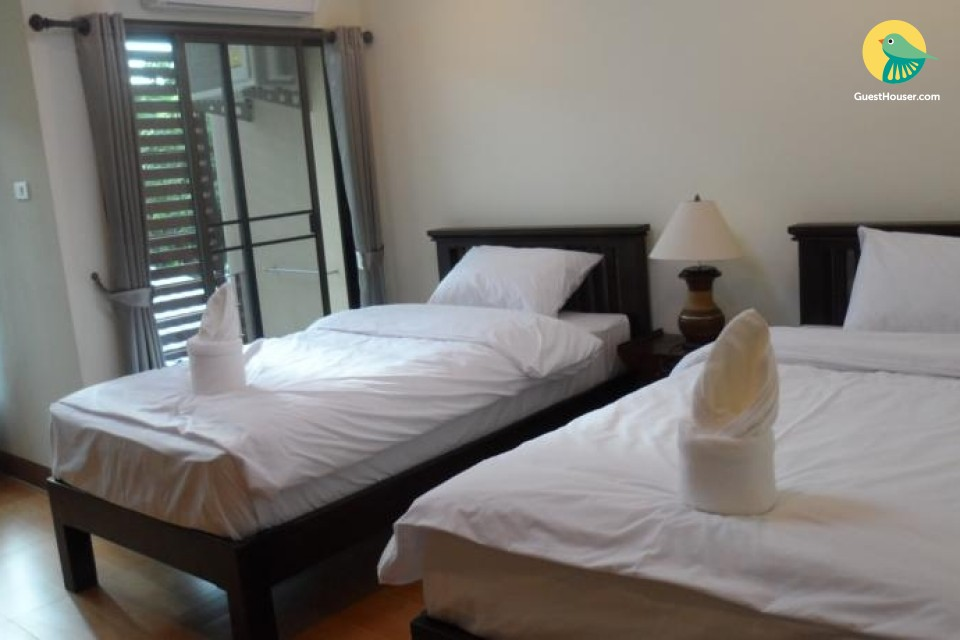 Peaceful stay with all comforts