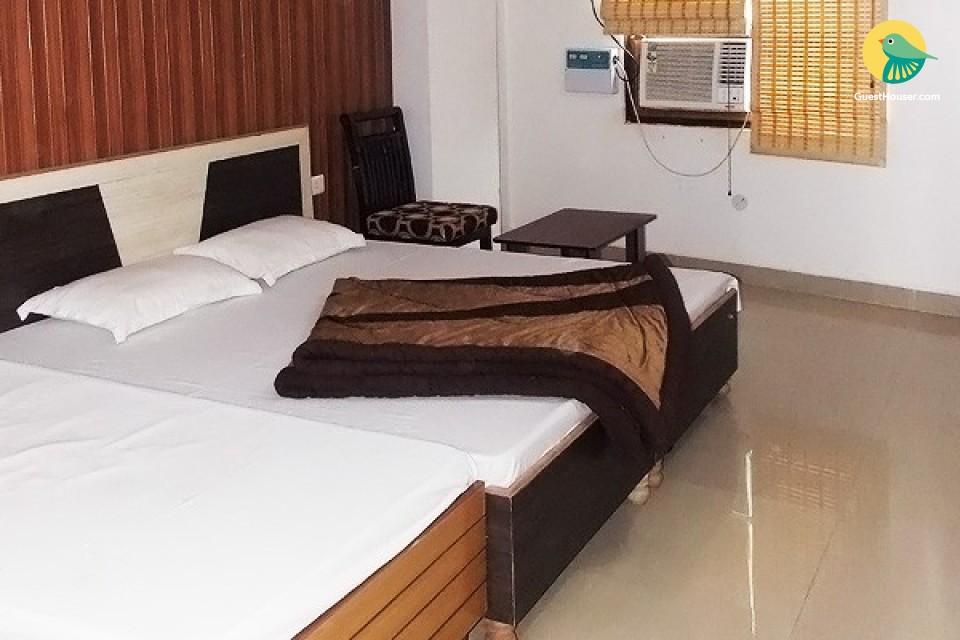 Superb & Courteous rooms