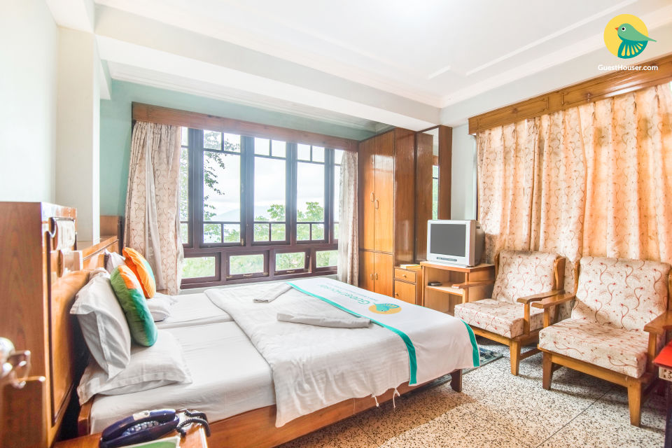 Rejuvenating room near Gangtok Market