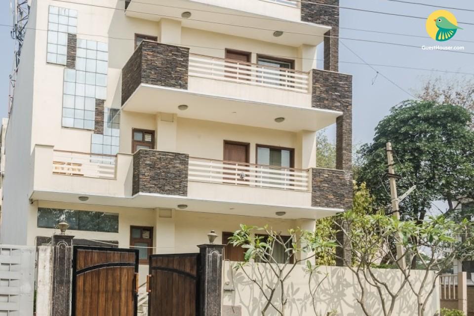 Beautiful Stay in Gurgaon