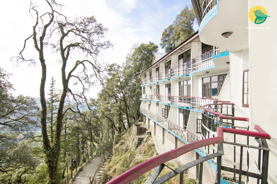 Well-appointed stay for three, close to Dalhousie Forest