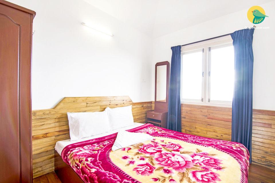 Blissful accommodation for three, near Kodaikanal Lake