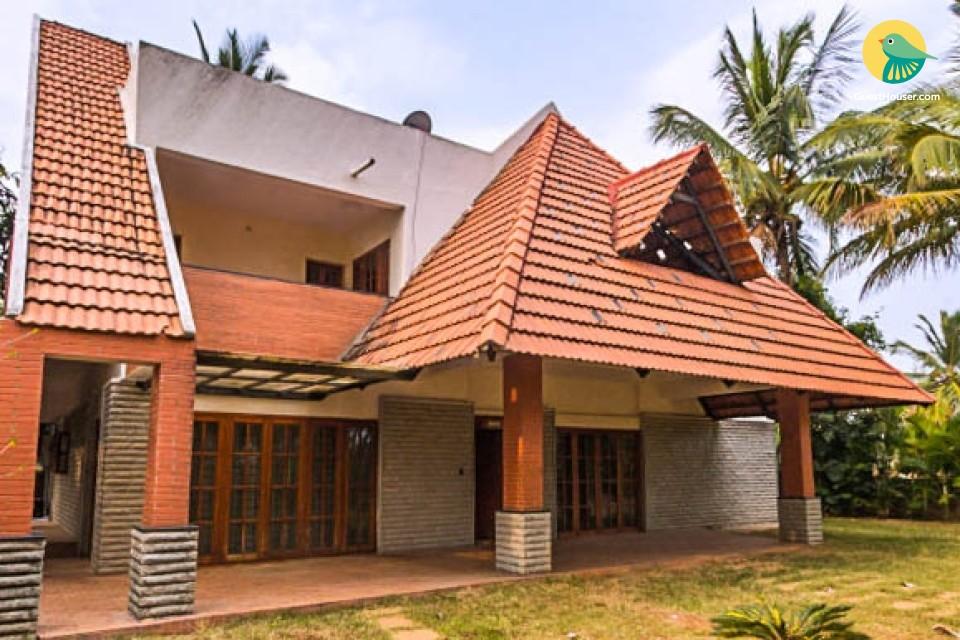 A Luxury 4 bedroom Villa