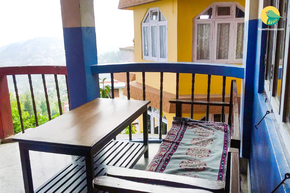 room for 3 in Kalimpong