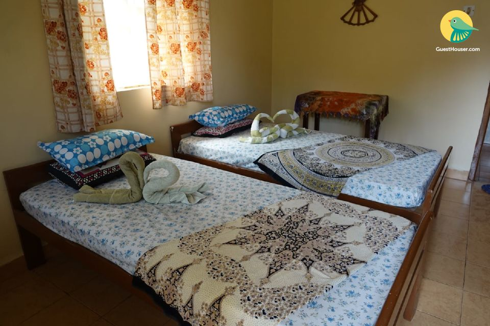 Relaxing 1-BR stay suited for solo travellers