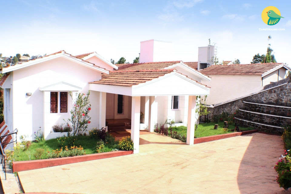 Comfy 3-BR villa with a homely touch, next to Kodaikanal Lake