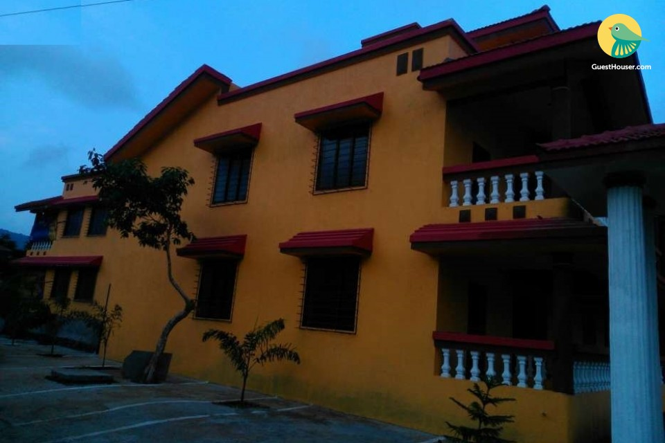 Spacious 1BHK available to Stay