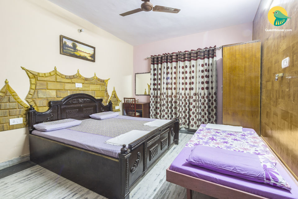 Homely abode for three, ideal for leisure travellers