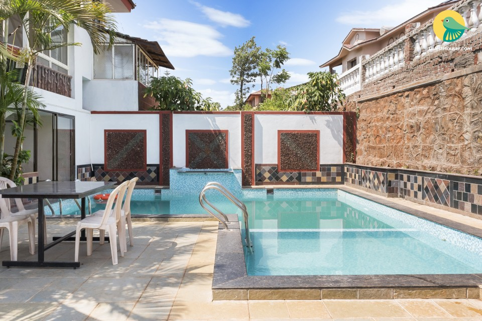 Boutique stay with a pool