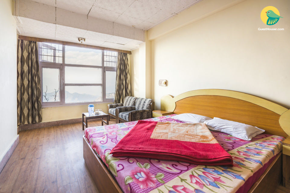 Commodious stay for 3, near Christ Church