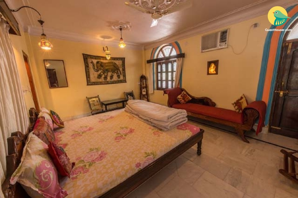 Beautiful Deluxe Rooms in Pushkar