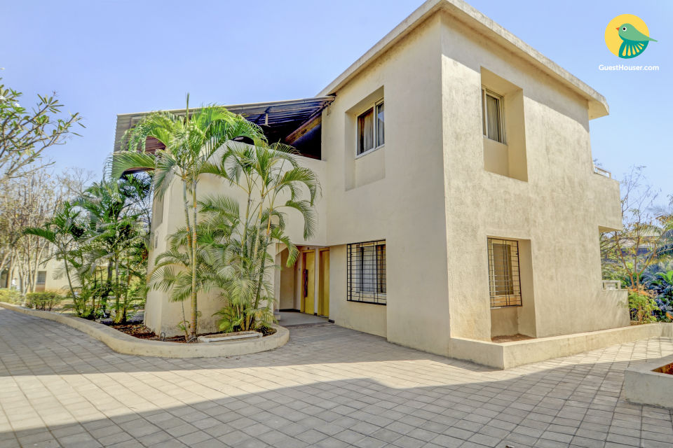Spacious villa to stay