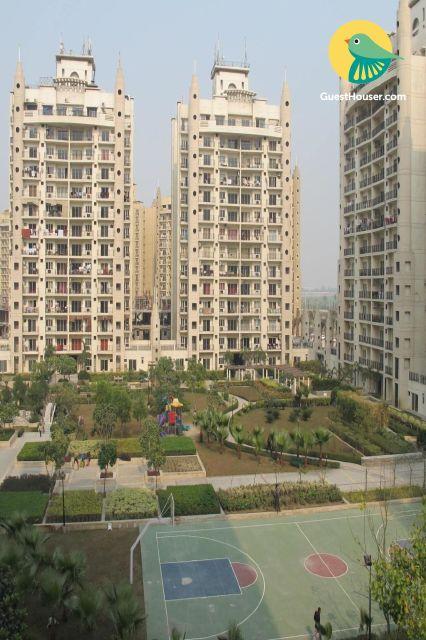 3BHK Apartment in Noida