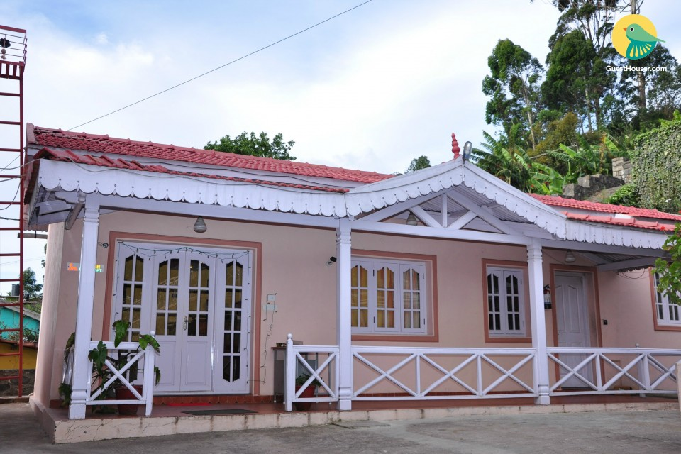 Comfy cottage with a garden, close to Vattakanal Falls