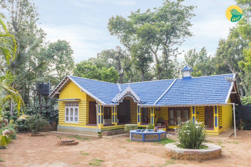 Postcard-perfect 3-BR homestay with a beautiful garden