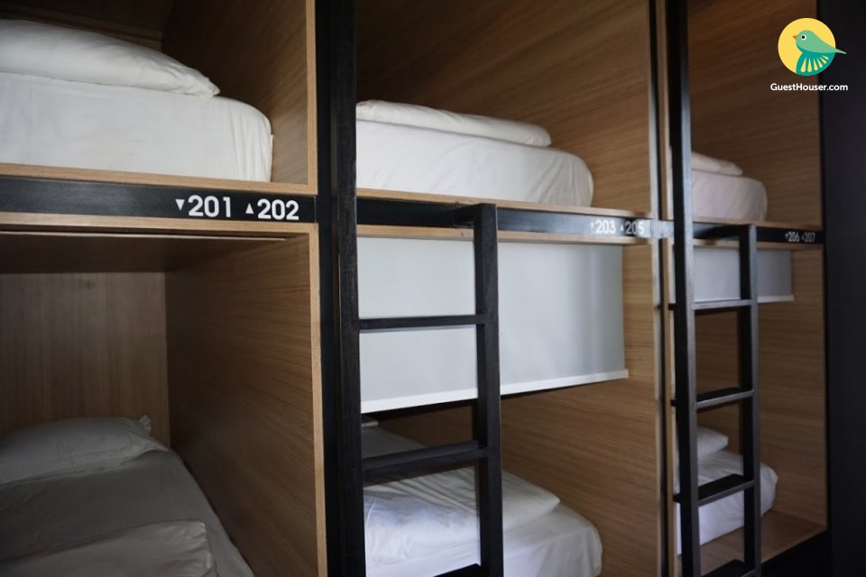 Cosy dorm to stay