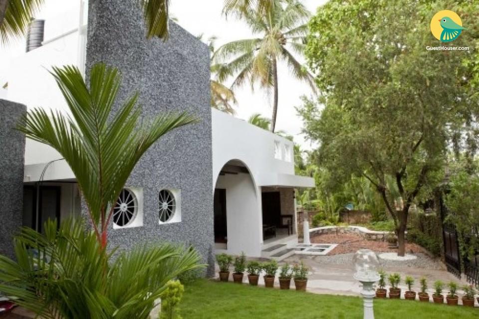 3 BR villa for families