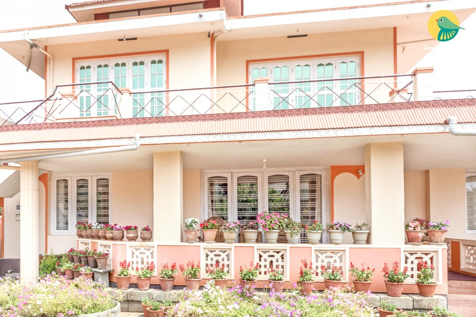 Capacious 2-BR homestay, 2.8 km from Madikeri Fort