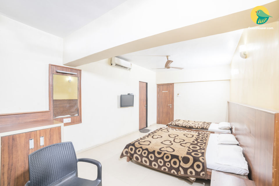 Comfy stay for backpackers, close to Venna Lake
