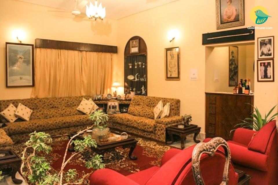 Royal abode for three, near Umaid Bhawan Palace