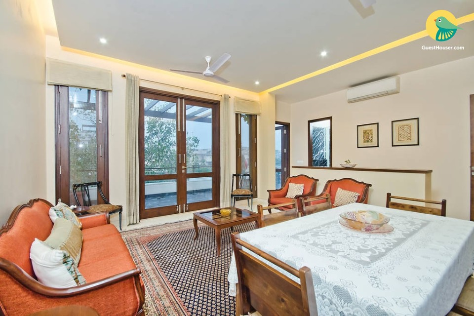 Ideal Homely Stay One Could Get In New Delhi
