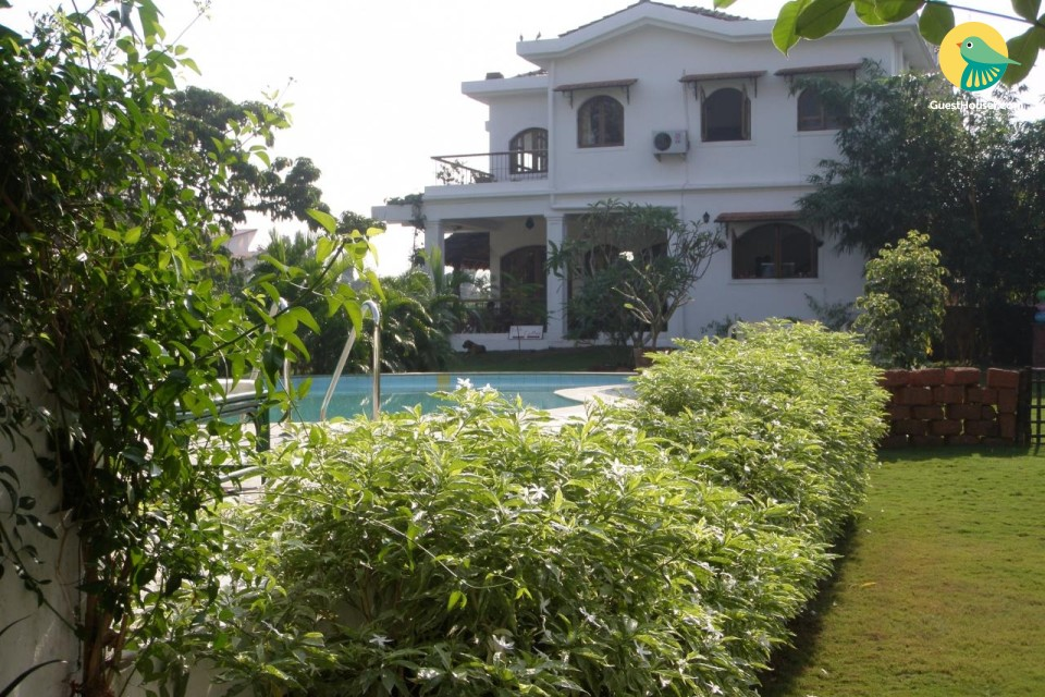Contemporary B&B stay for a couple, close to Dabolim airport