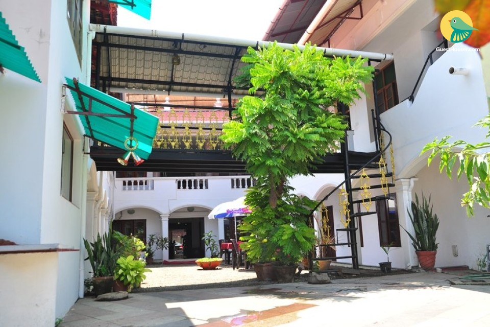 Cosy abode for 3, near Fort Kochi