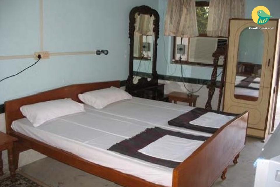Simple yet Regal Kind of Stay in Pushkar
